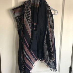Jcrew plaid scarf